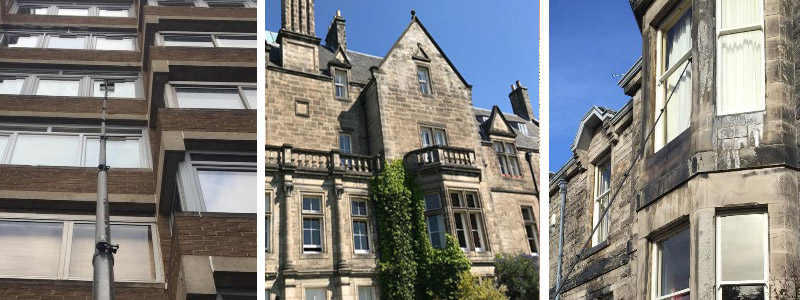 Residential window cleaning in glasgow